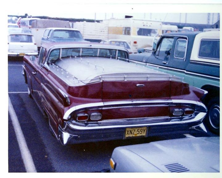 1959 Lincoln Flower Car Tha Last Cruize Pinterest Cars Flower