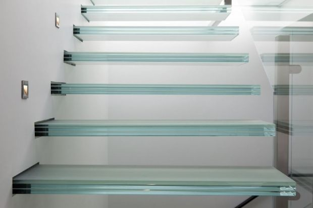 Best Over The Top In The Details– Stair Treads Are Cantilevered 400 x 300