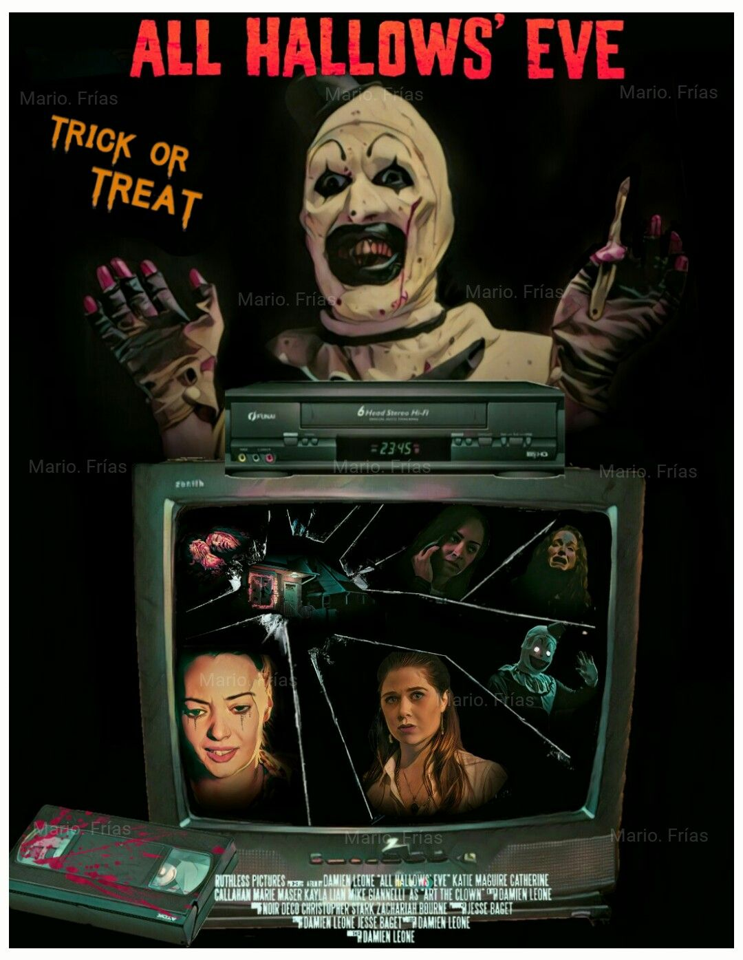 Image result for All Hallows' Eve (2013)