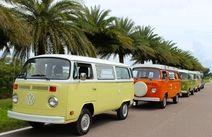 VW CAMPER RENTAL in Florida