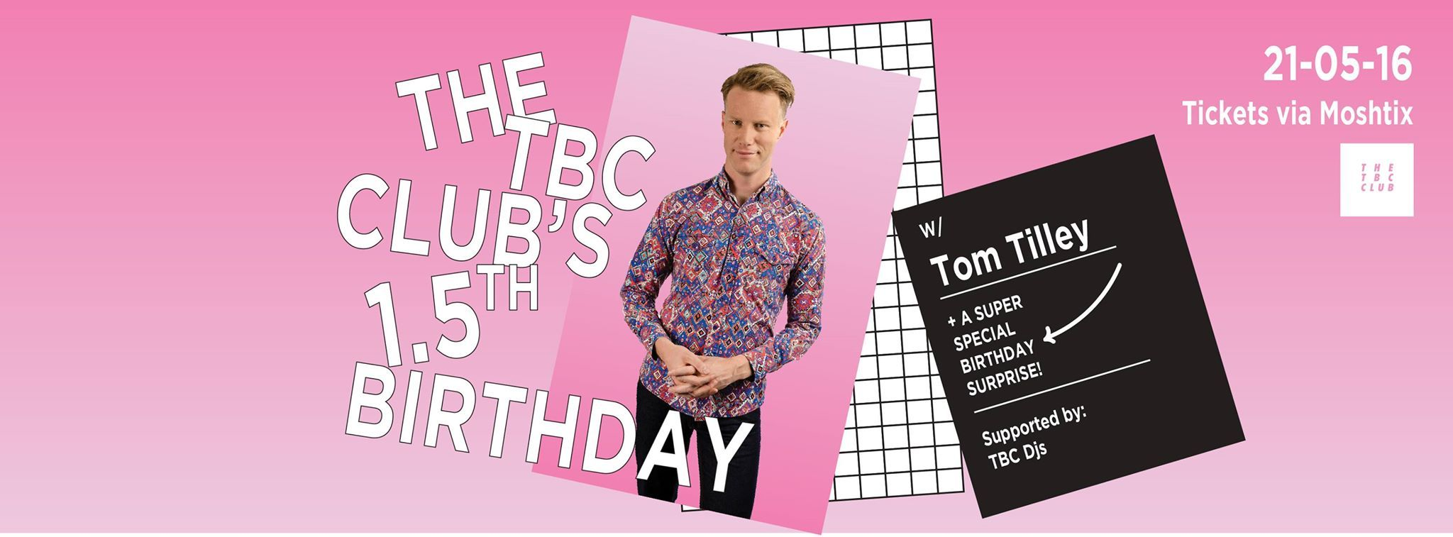 THE BOWLER CLUB SUPER SPECIAL 1.5TH BIRTHDAY - TOM TILLEY & SUPER ...