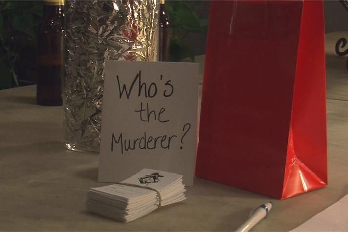 """Murder Mystery Party Held with """"Mad Men"""" Theme - CNYhomepage.com"""