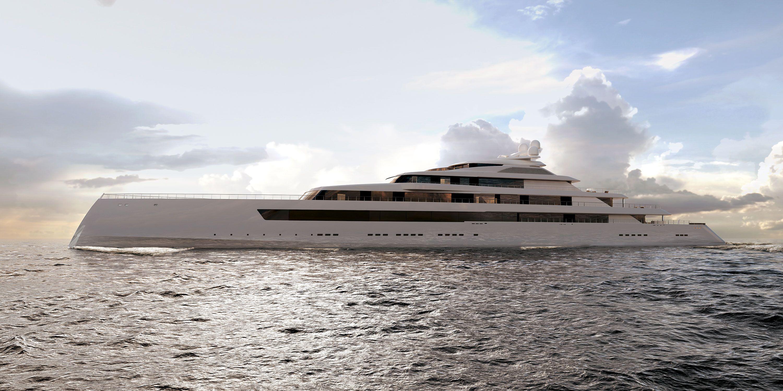 Exterior Design   Sinot Exclusive Yacht Design
