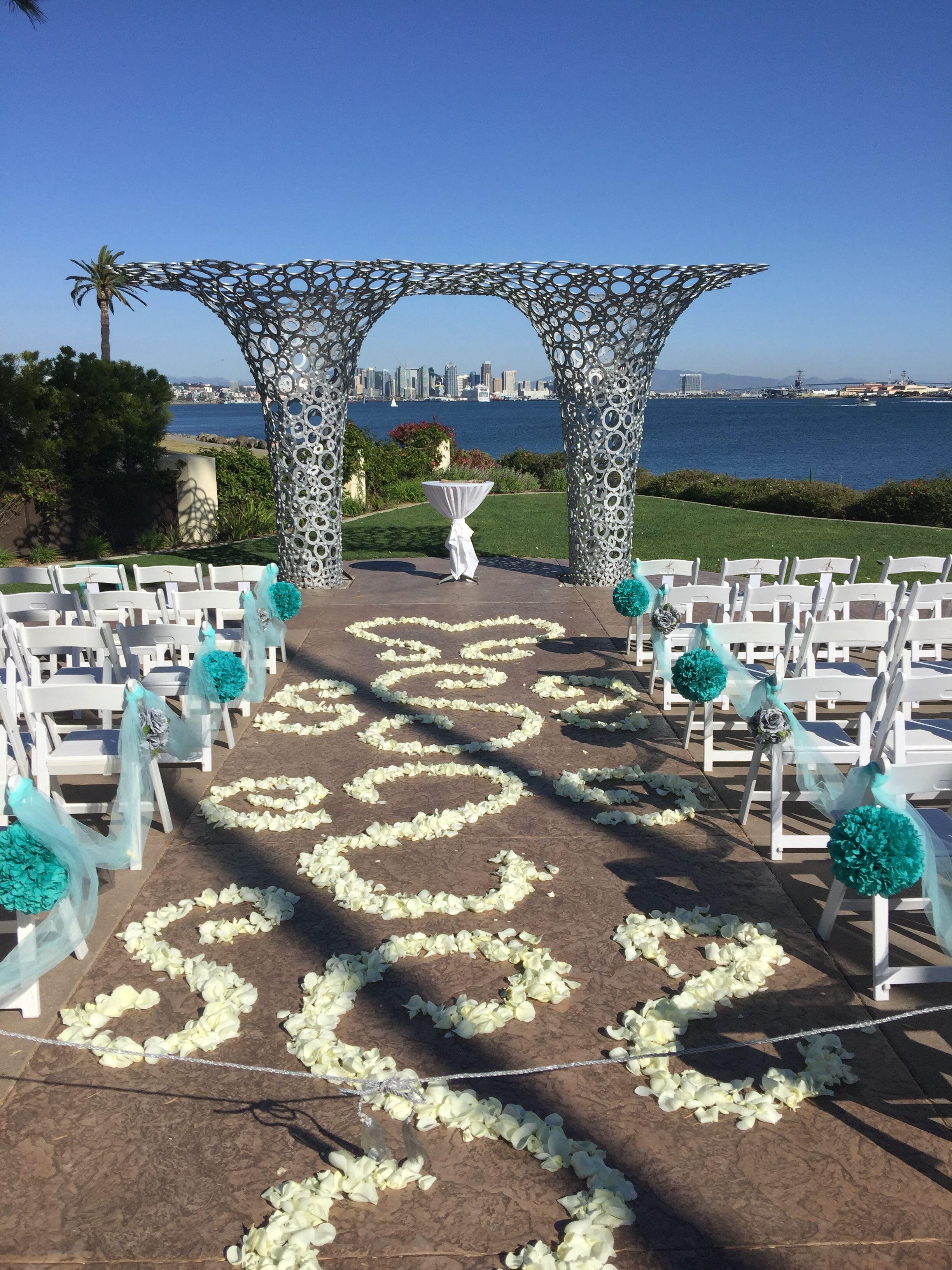Beach wedding venues in san diego  Pin by San Diego Destination Weddings on Photos  Pinterest  Photos