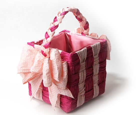 paper basket making instructions