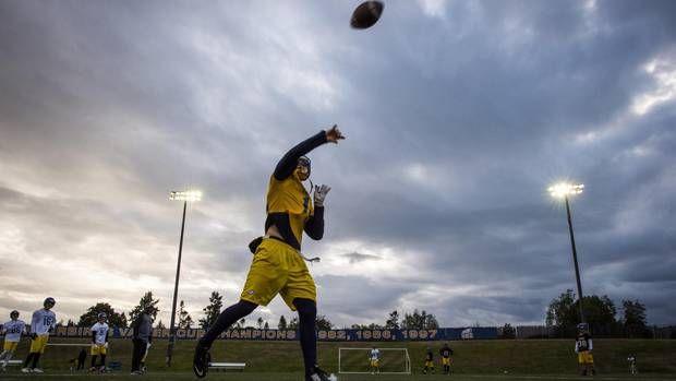 A Financier A New Coach And A Star Quarterback New Hope For Ubc Football Football Coach Quarterback