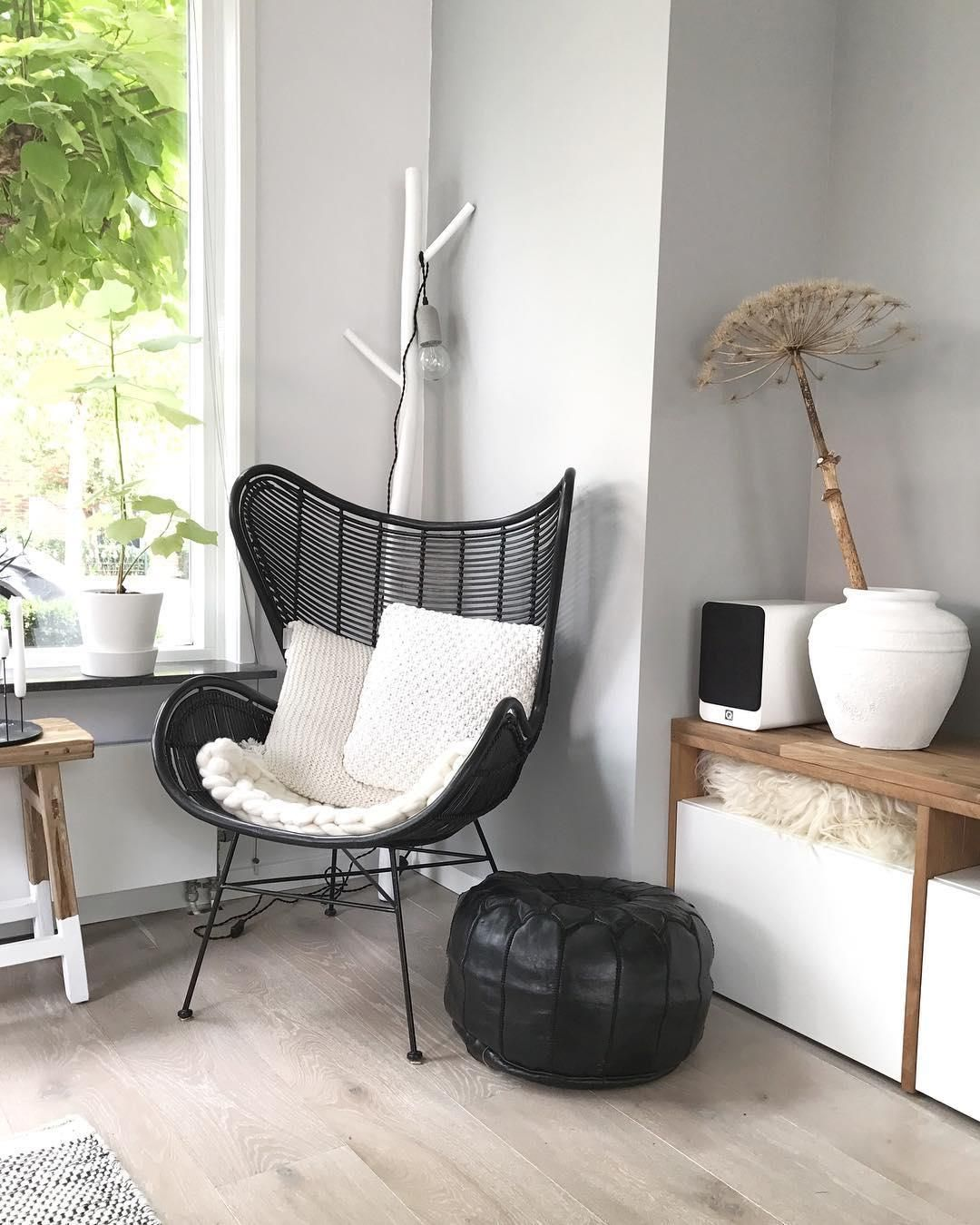 Rattan-Sessel Egg | Rattan and Interiors