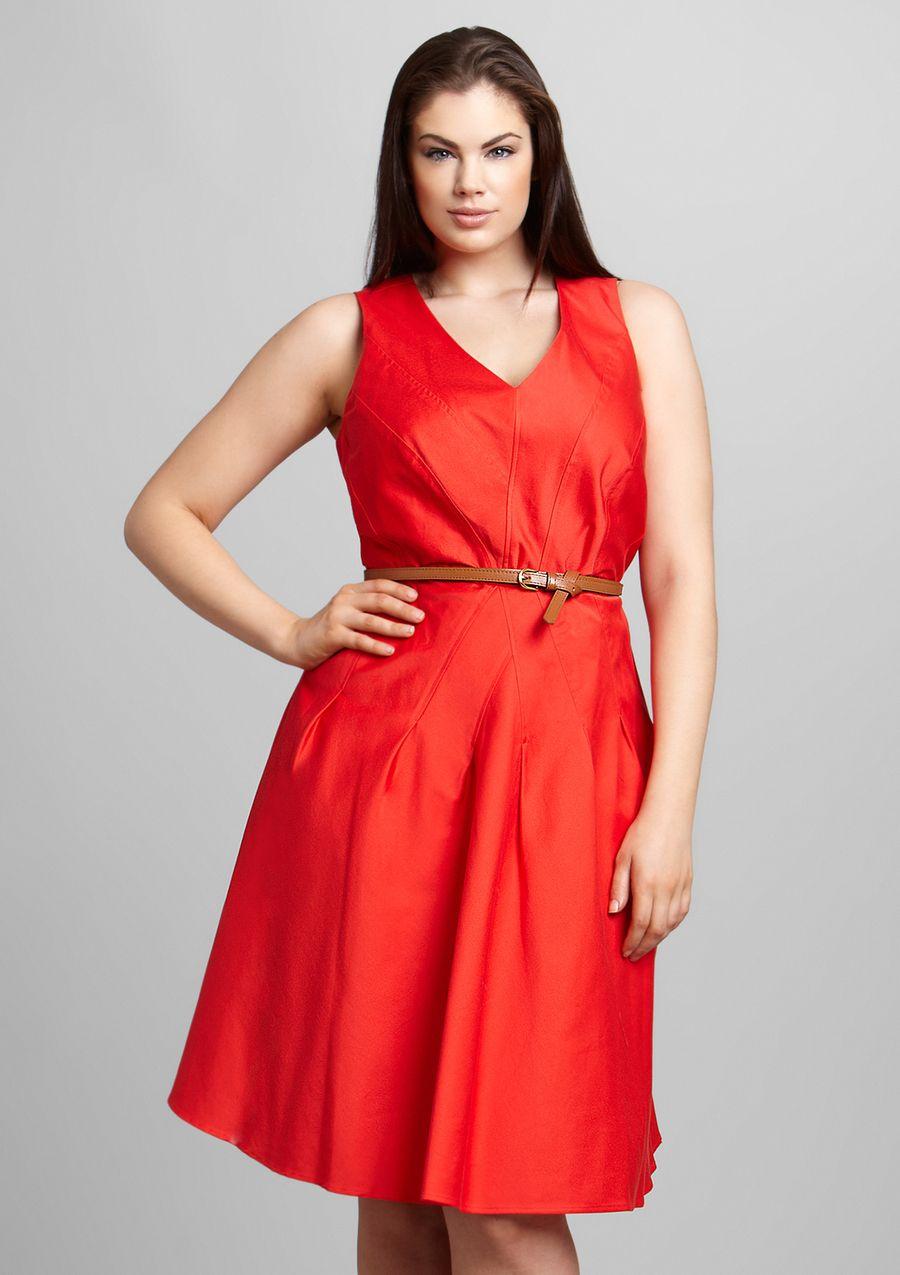 Calvin klein poppy dress plus size anniversary party ideas