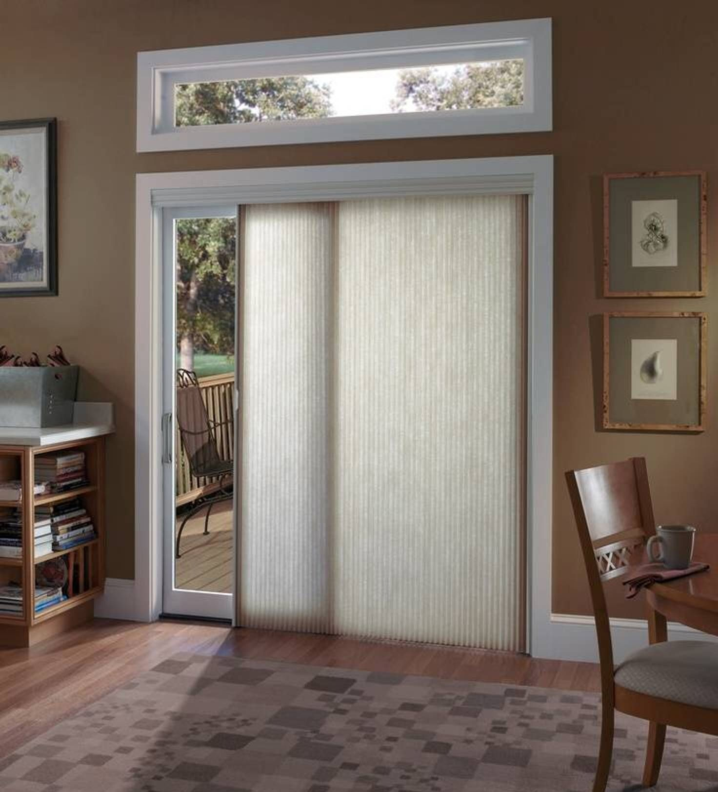 door patio window grande treatments alternative options sliding room