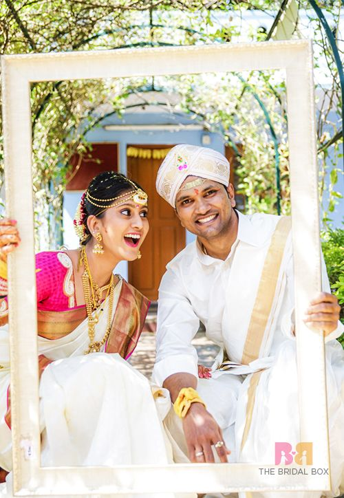One Click Away South Indian Wedding Photography That Will Blow Your Mind