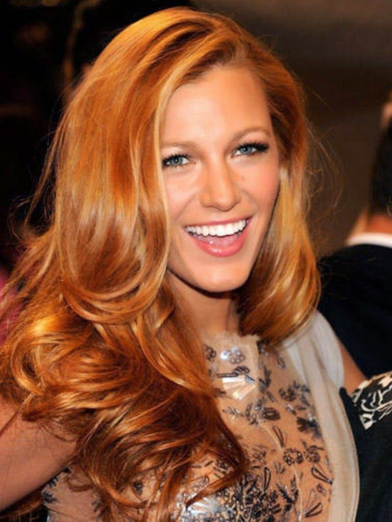 strawberry blonde hair with red highlights - Google Search | just ...