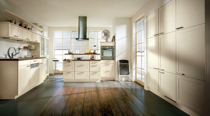 Alba Vanilla White Vanilla Coffee Kitchen Shaker Kitchen Design Modern Kitchen Design Stylish Kitchen