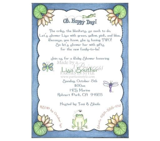 Baby Shower Office Invitation To Make Your Awesome