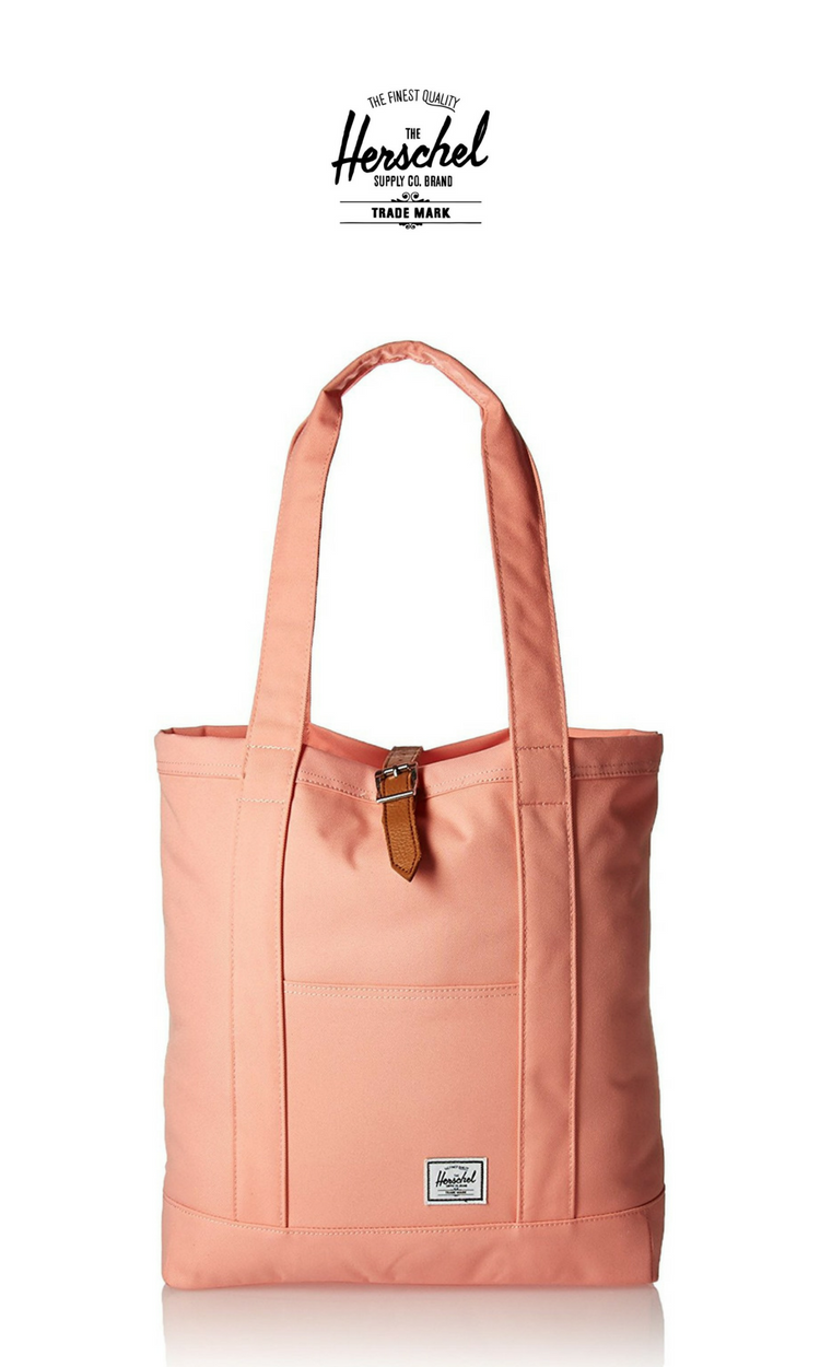 2ddc6245127 Herschel Supply Co - Market Tote Bag   Peach Tan Leather   Bag Styles   Bag