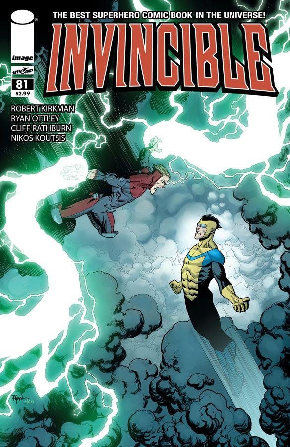 Invincible #81 - Comics by comiXology | Comic book superheroes ...