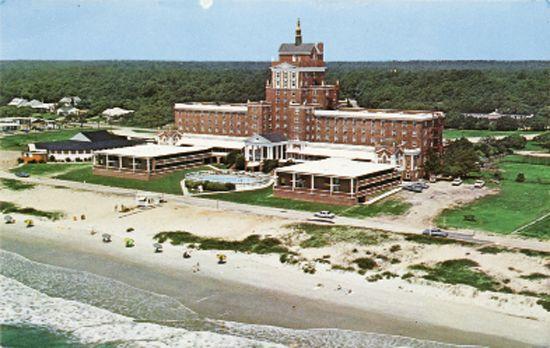 Myrtle Beach Ocean Forest Hotel