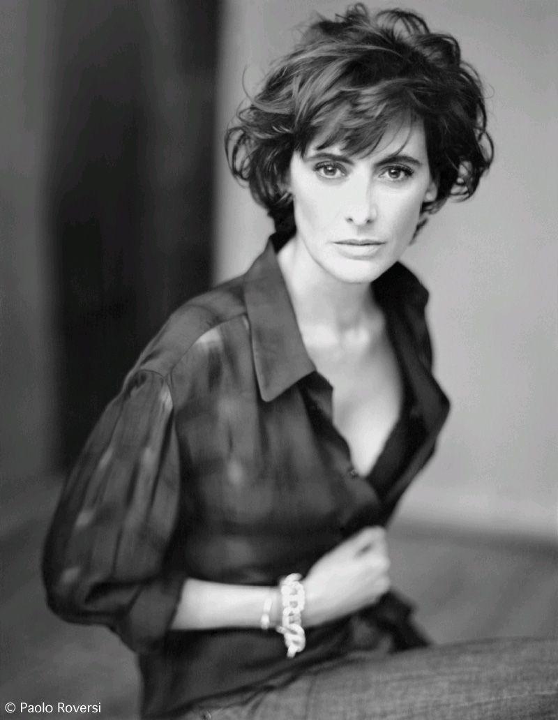inés de la fressange | beautiful people | celebrity short