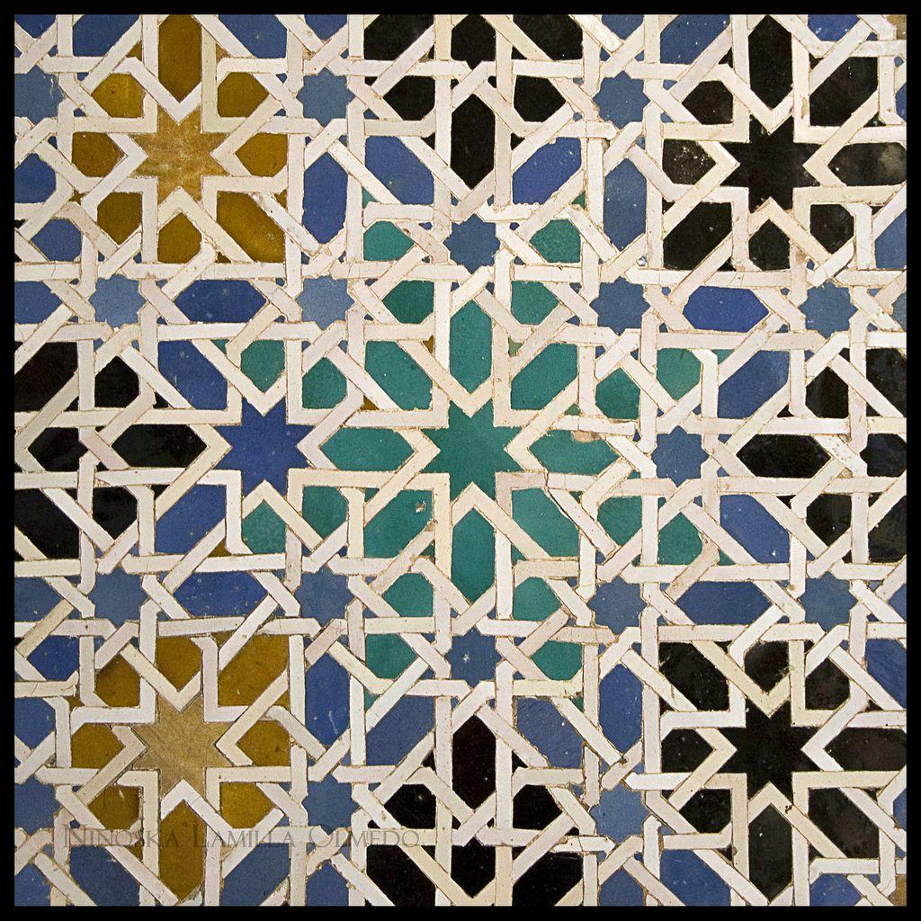 Azulejos Cerca Amb Google Islamic Art Pattern Islamic