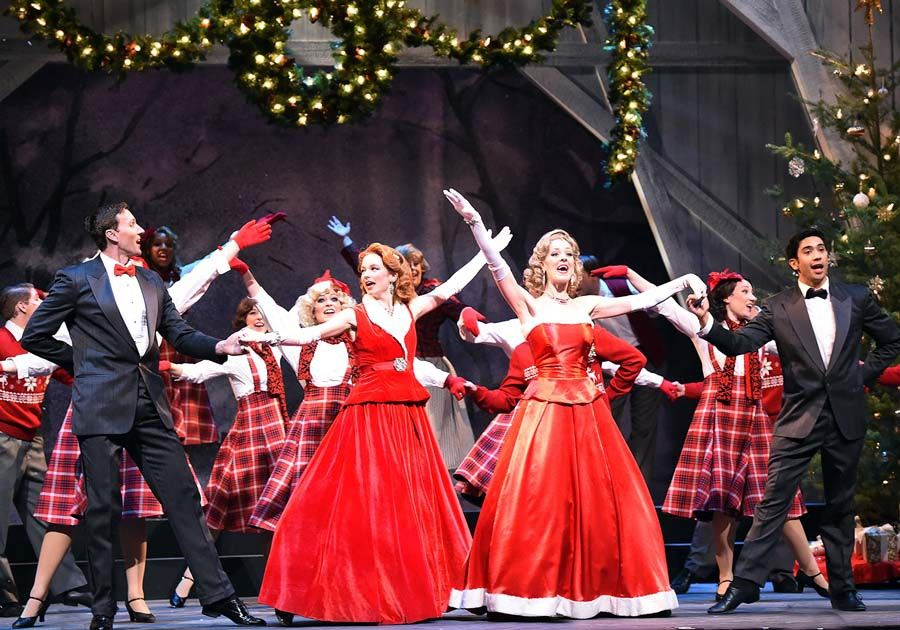 White Christmas Musical.White Christmas Musical Set Design Google Search Ready