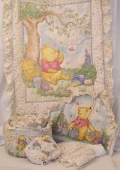 Classic Winnie The Pooh Baby Bedding Winnie The Pooh Nursery Baby Nursery Themes Vintage Winnie The Pooh