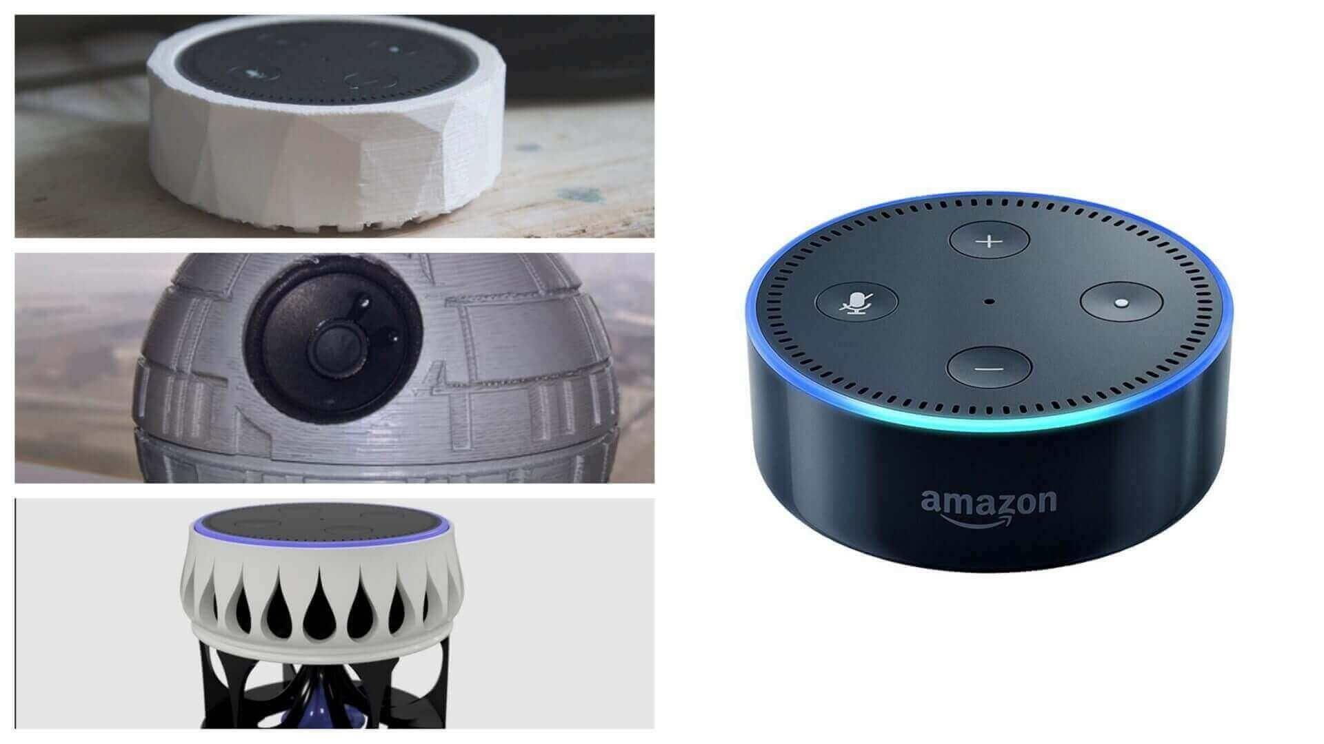 30 Best Amazon Echo Dot Accessories To Buy Or Diy All3dp Echo Dot Accessories Echo Dot Amazon Echo
