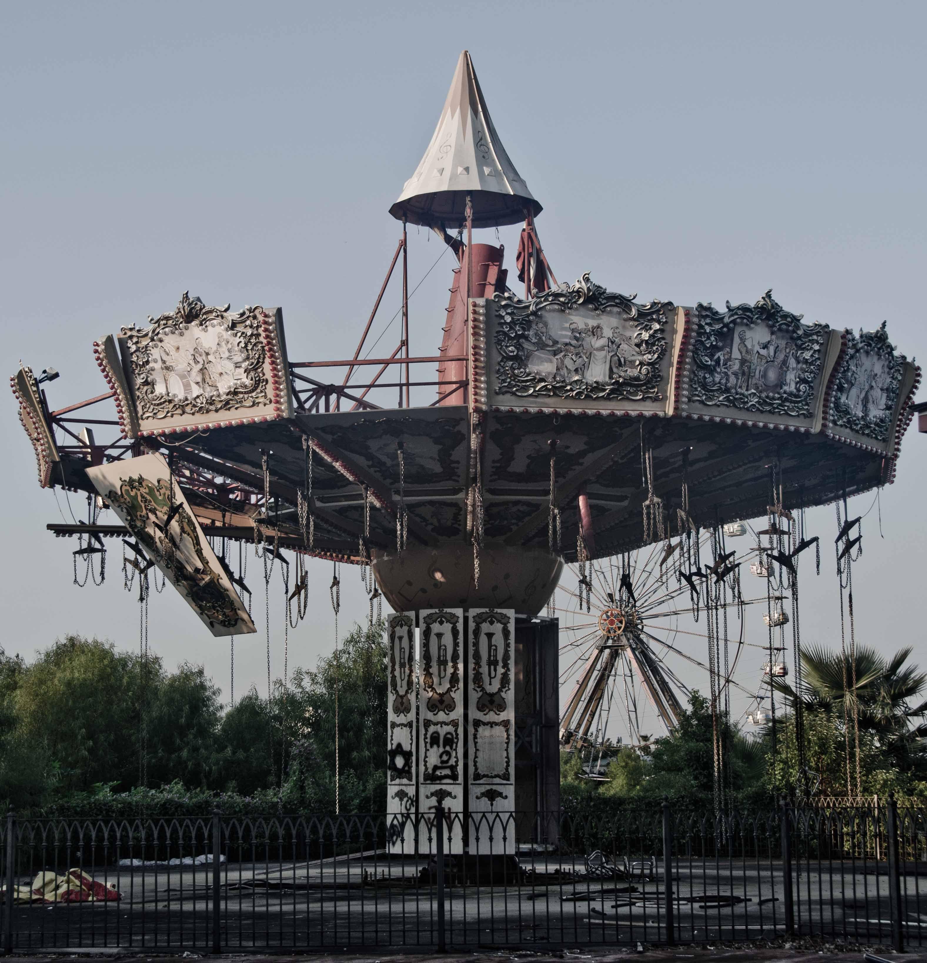 Lugares Abandonados, Parques De