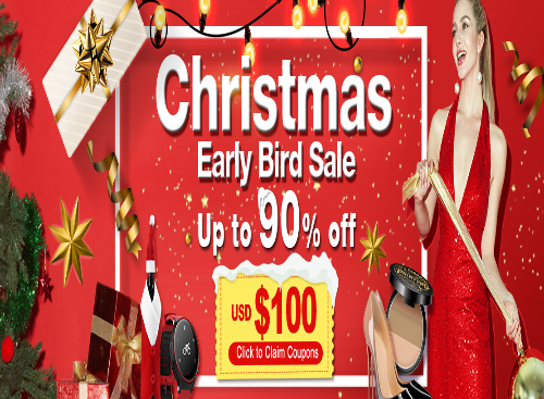 Light In The Box Coupon Christmas SALE Upto 90% OFF Http://authenticcoupon