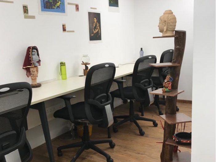 Fully Furnished Private Office Space For Rent In Anna Nagar Open