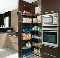 meuble de rangement des provisions en cuisine On meuble a provision cuisine