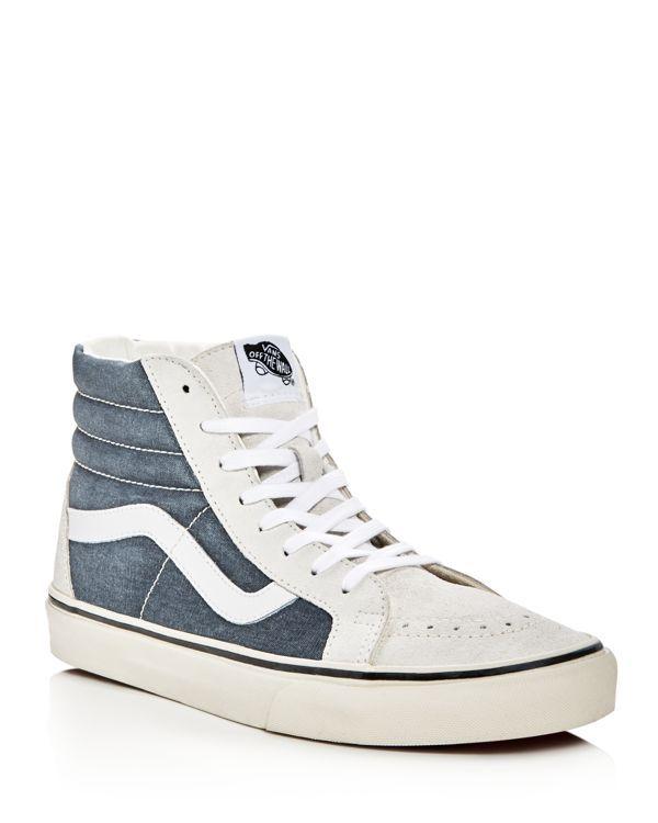 7eb1274b41b050 Vans Sk8-Hi Vintage High Top Sneakers