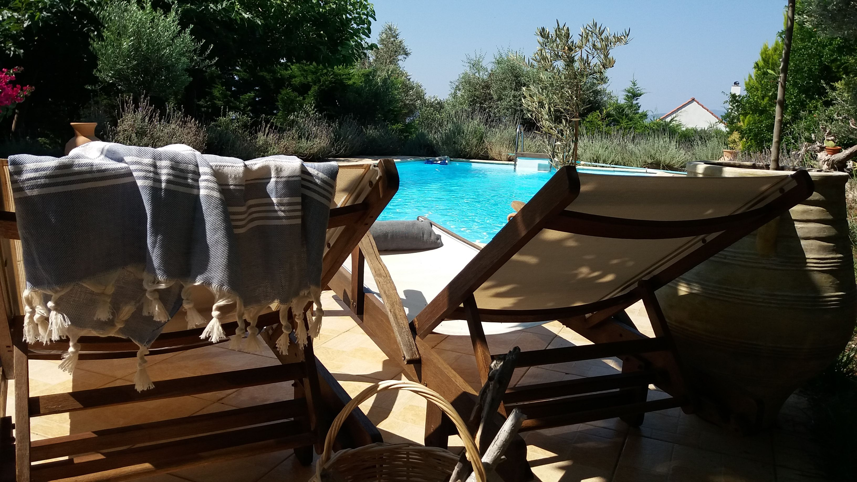 Holiday villas for rent in Evia Island Greece Rent a