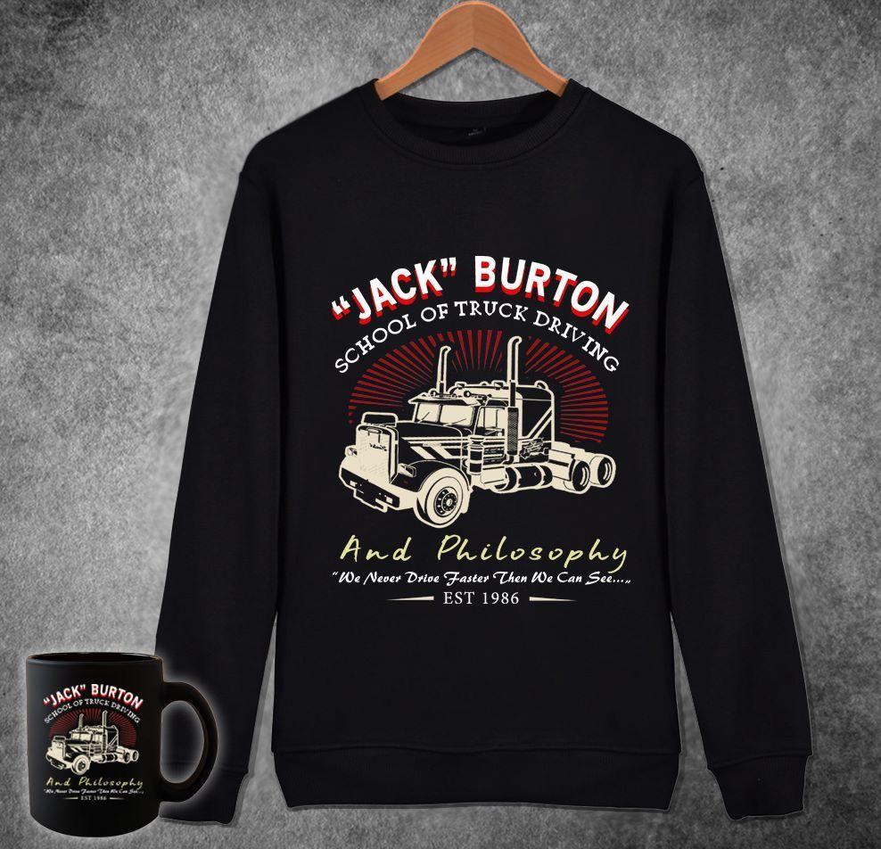 Big trouble in little china jack burton school of truck