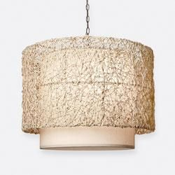 Woven drum pendant residential lighting lighting pinterest woven drum pendant residential lighting mozeypictures Gallery