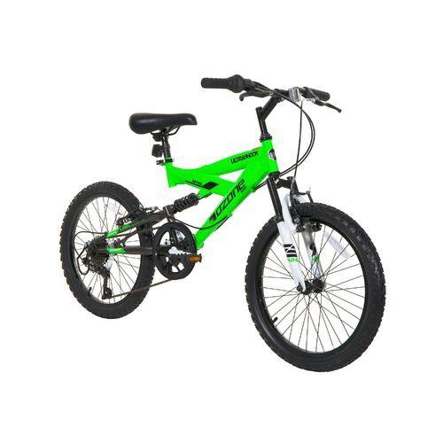 Ozone 500 Boys 7s Ultra Shock Mountain Bicycle Bicycle Kids