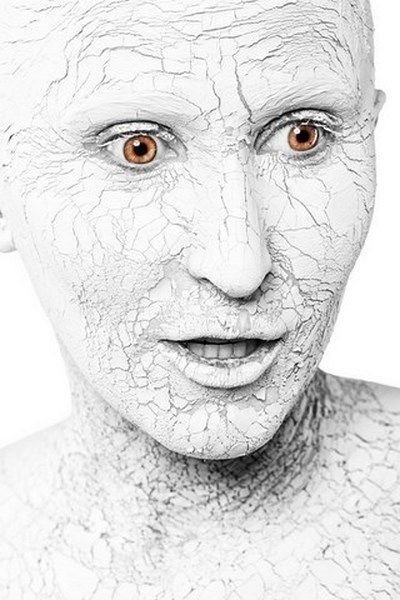 crack effects on skin