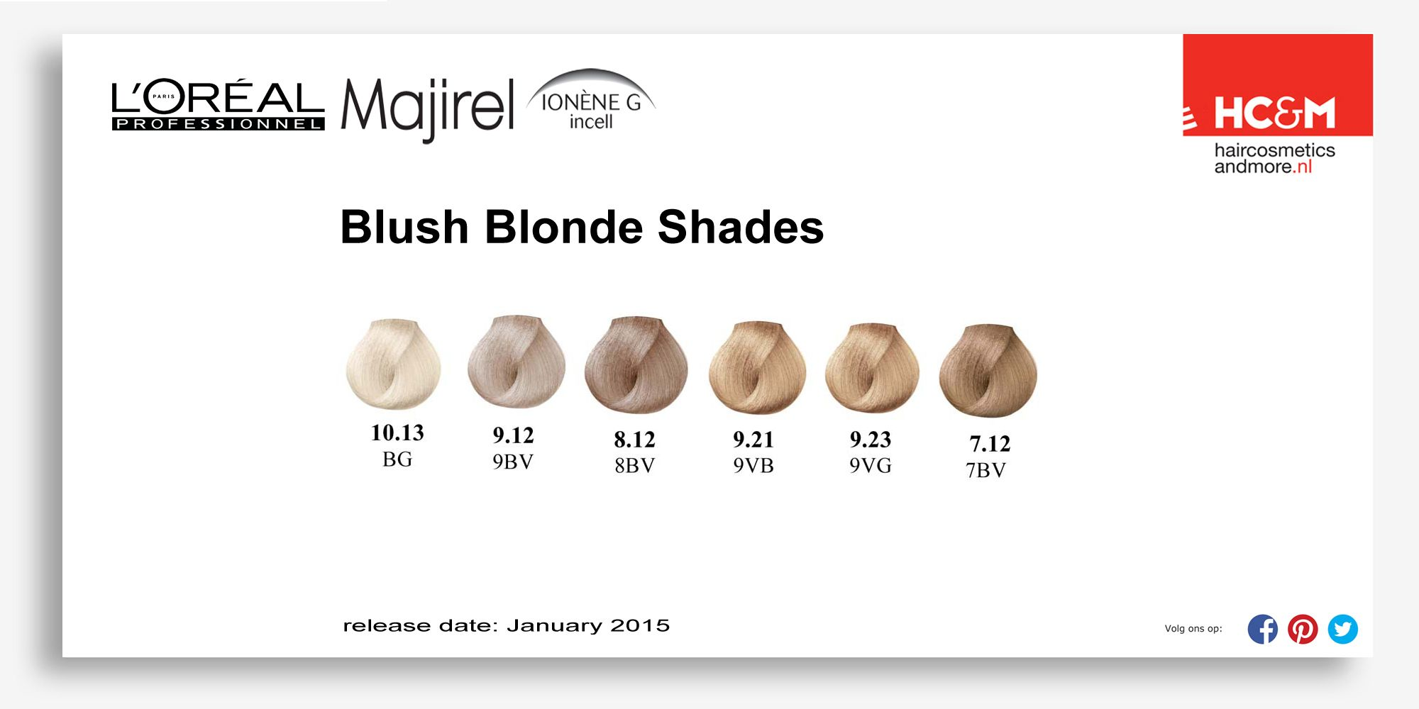 Loral professionel blush blonde shades all about the salon loral professionel blush blonde shades geenschuldenfo Image collections