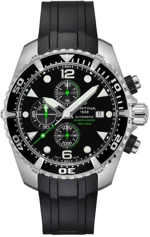 974584d306d Certina Watch DS Action Chrono Diver Pre-Order  add-content  basel-17   bezel-unidirectional  bracelet-strap-rubber  brand-certina   case-depth-17-9mm ...
