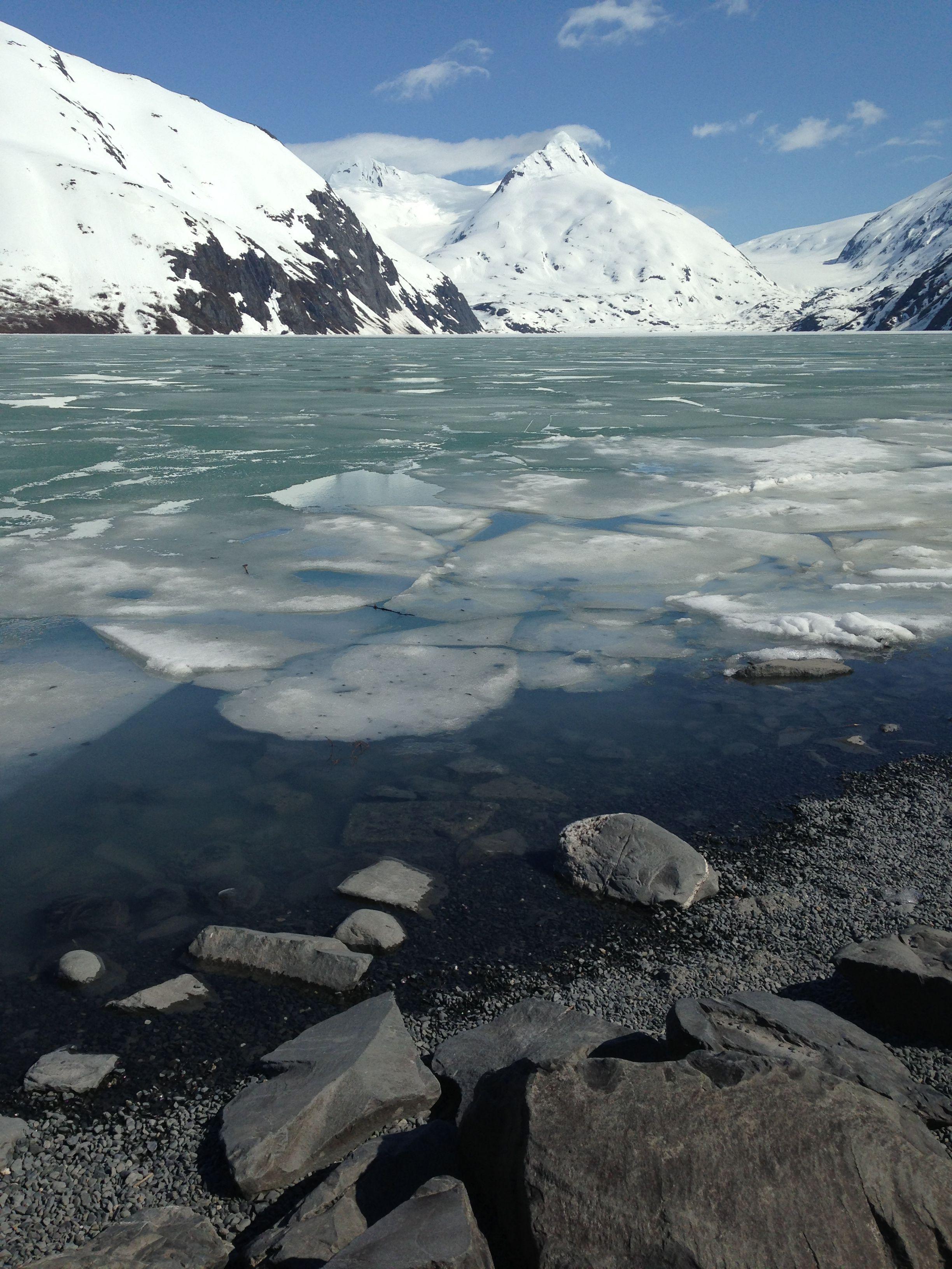 Travel Alaska - Portage Glacier and Area Attractions