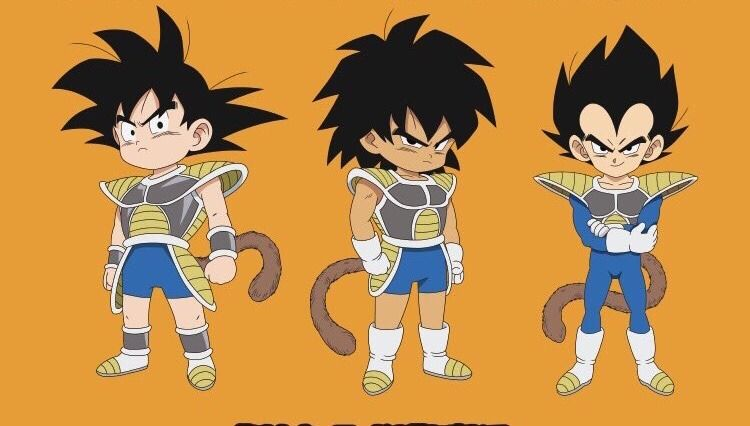 Baby prince the latest dbs broly promo in japan the - Dragon ball z baby broly ...