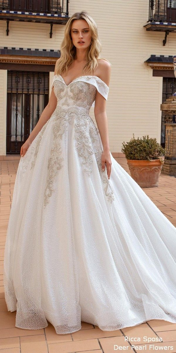 Ricca Sposa 2020 Wedding Dresses Demetra 20-015