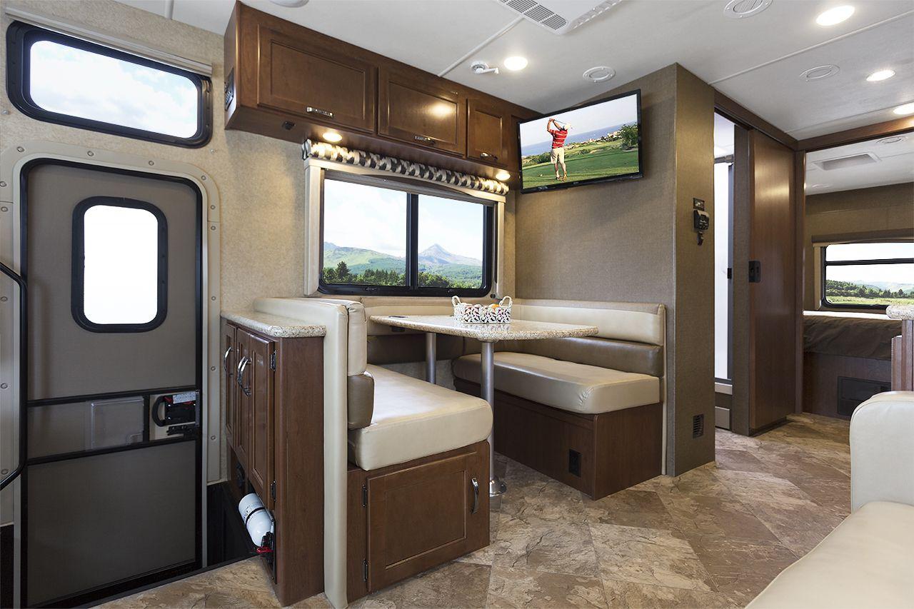 Rv curtains motorhome class a - 2016 Ace Motorhomes Class A Class C Hybrid Rv By Thor Motor Coach