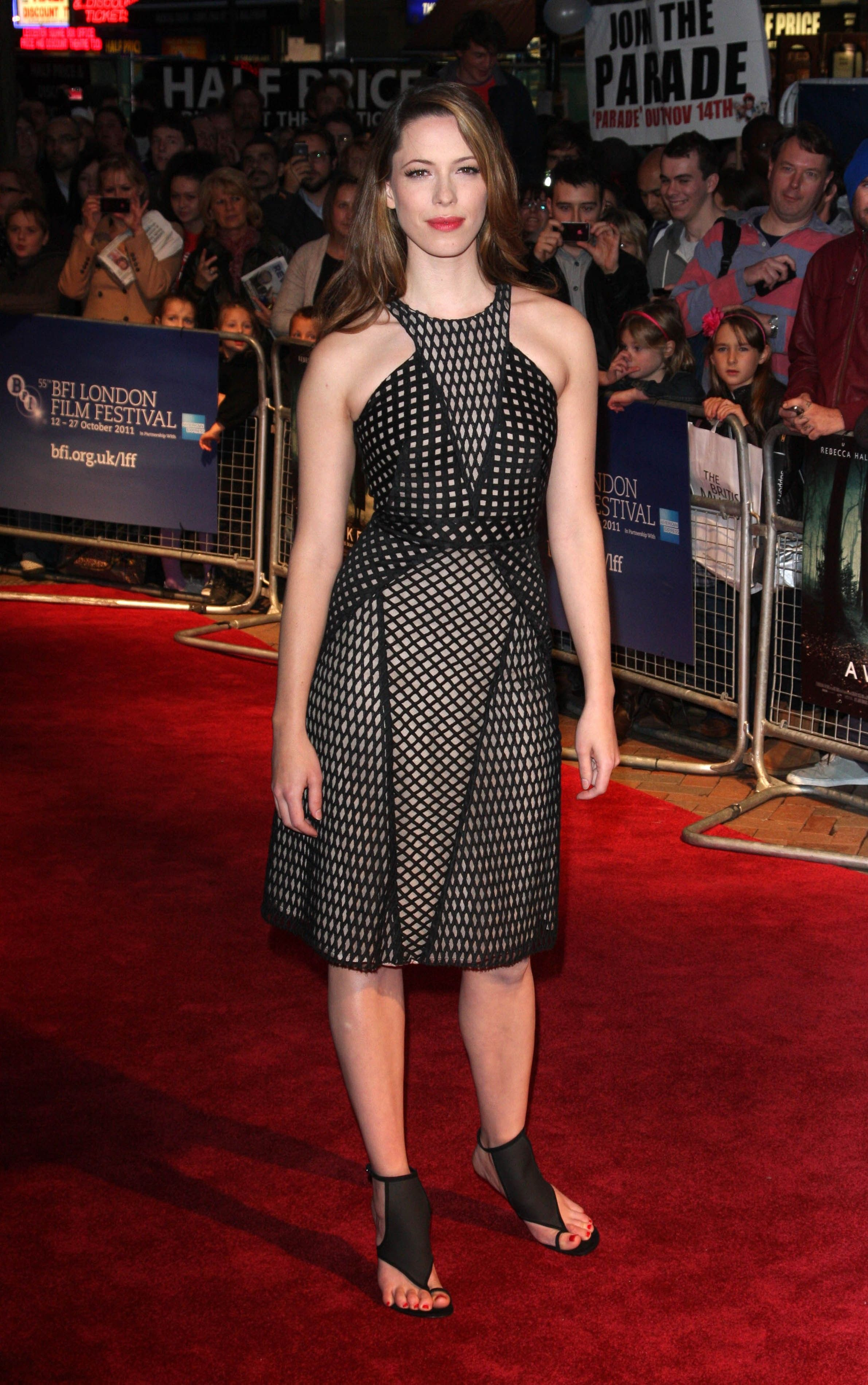 Rebecca Hall (born 1982 (dual British and American citizenship)