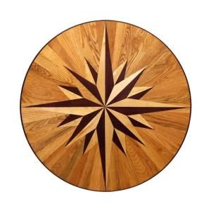 Pid Floors 3 4 In Thick X 24 In Wide Circular Medallion
