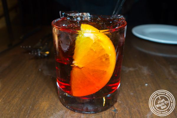 Sociale in Brooklyn | Drinks and beverages | Eggplant pizzas