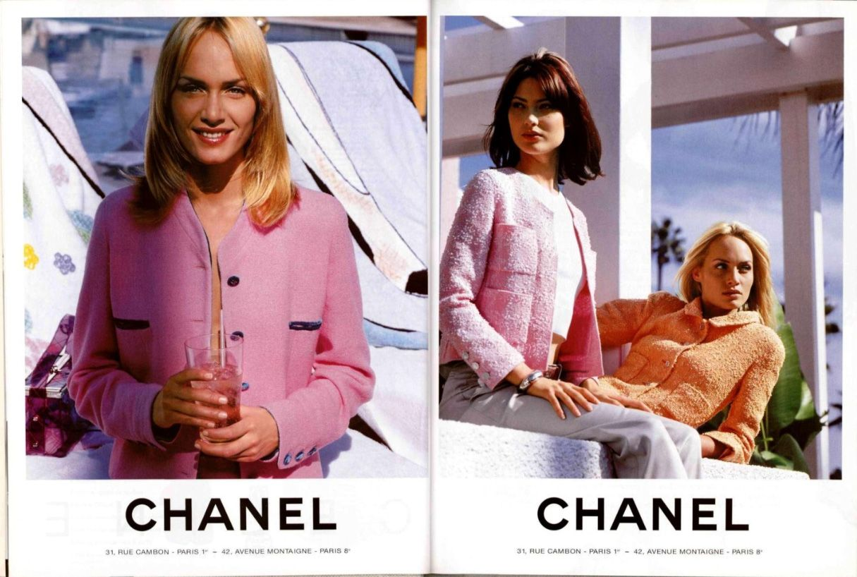 styleregistry: Chanel | Spring 1996