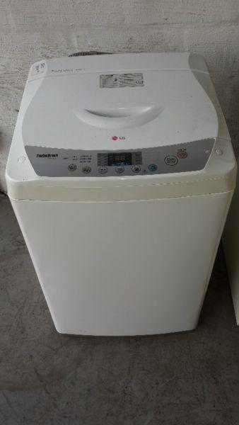 Lg Washing Machine For Sale Durban North Gumtree South Africa 167913731 Lg Washing Machines Washing Machine Gumtree South Africa