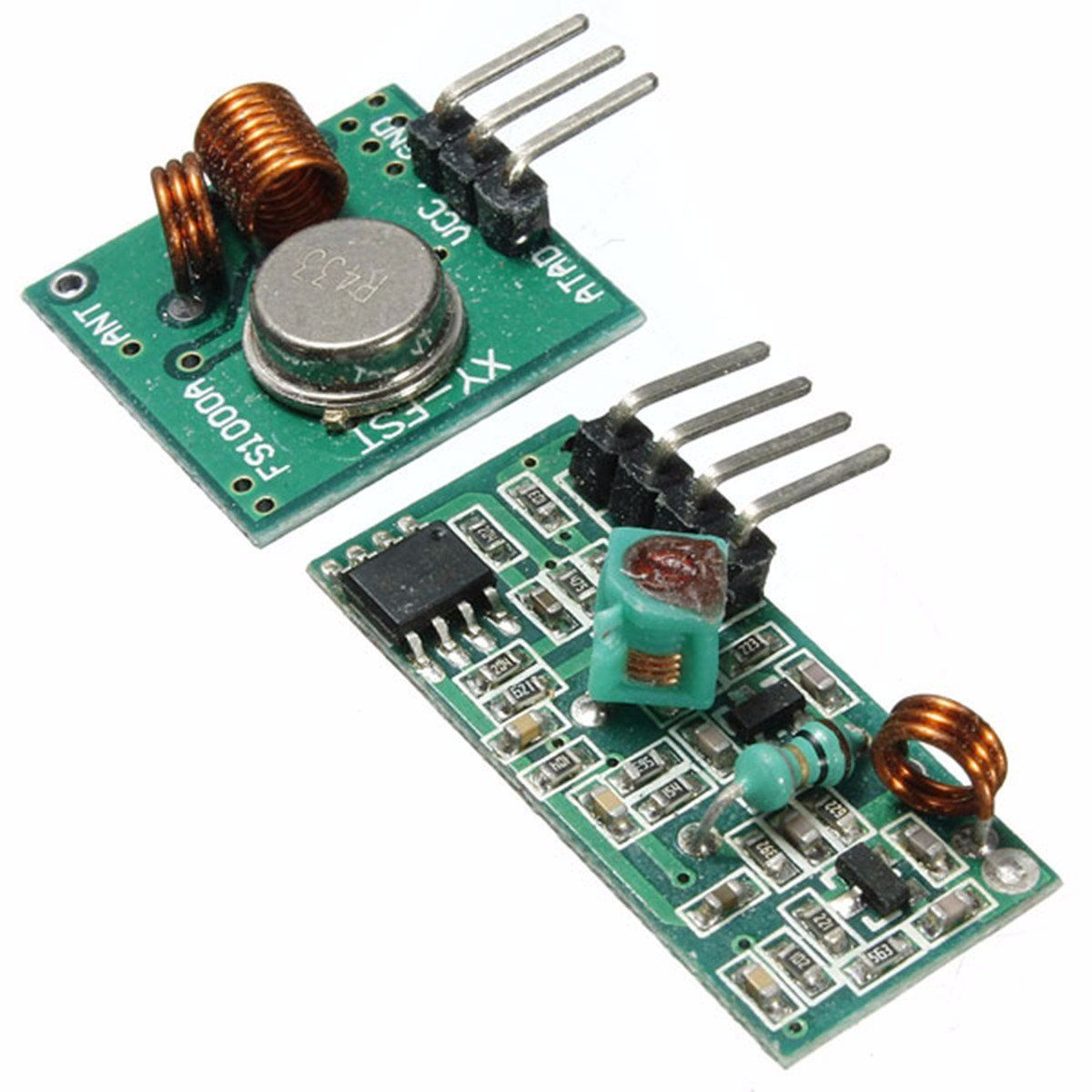 433Mhz RF Decoder Transmitter With Receiver Module Kit For
