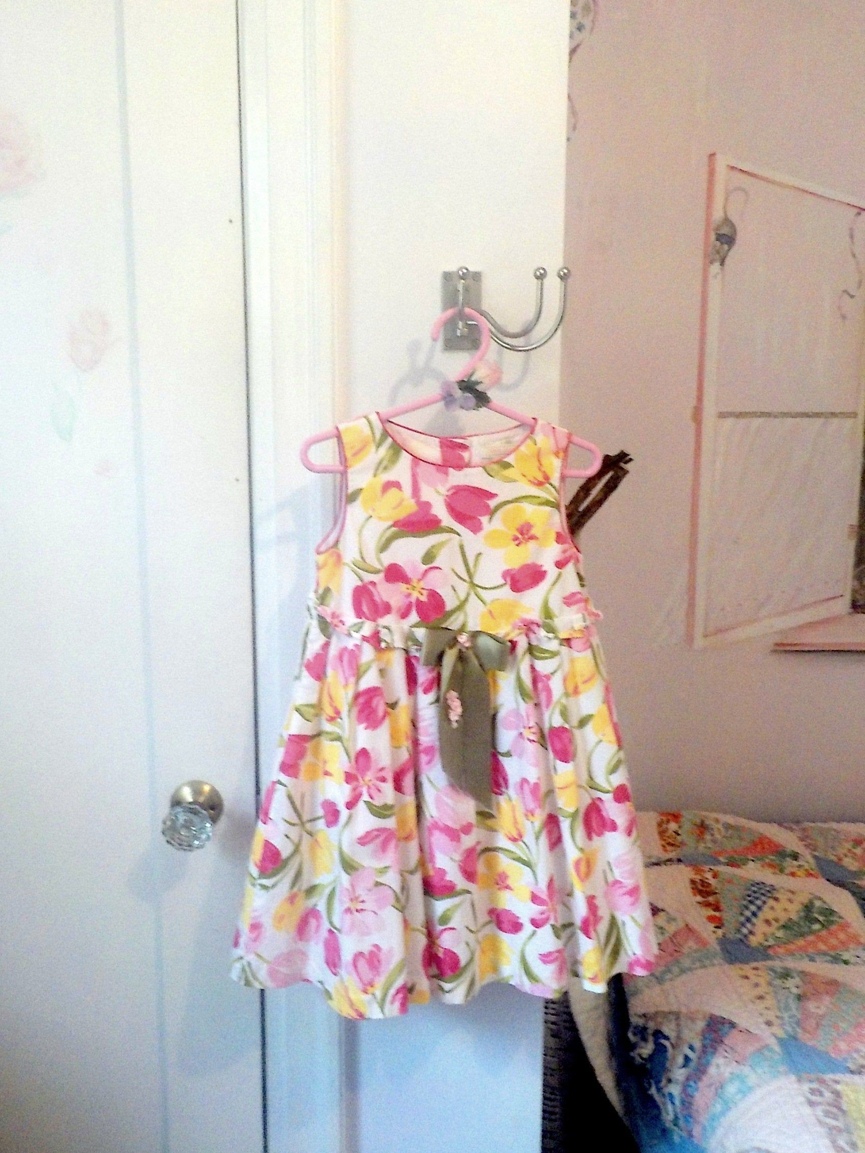 Size 4t Little Girls Fancy Dress Upscaled Little Girls Dress Etsy Birthday Party Dress Girl Outfits Little Girl Dresses [ 2272 x 1704 Pixel ]