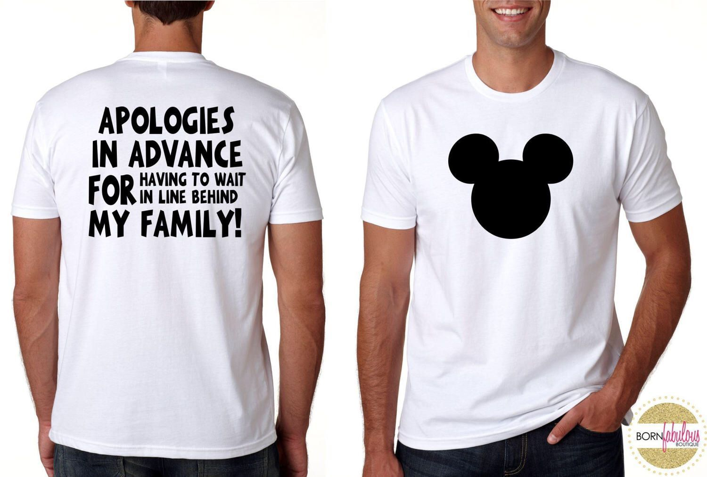 8b08131856c4 Dad Disney Family Shirts Disney Land Disney World Family Vacation Matching  Funny Tshirt Shirt Men