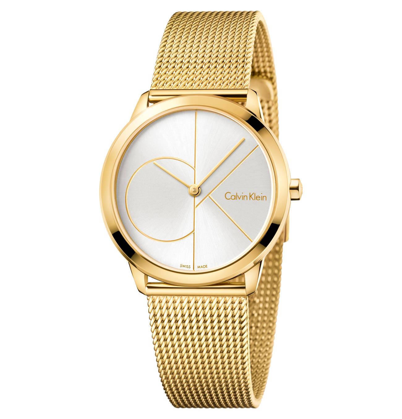 Uhr Damen Calvin Klein Minimal Uhr Calvin Klein lJ5FTcu1K3
